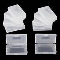 5Pcs Game Card Case Holder Cartridge Box Protect for Game Boy Advance GBA Health