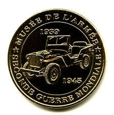 75007 Musée de l'armée, Seconde guerre mondiale, 2006NV, Monnaie de Paris