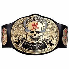 WWE Stone Cold Smoking Skull Championship Adult Size Replica Title Belt