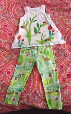 Oilily Ladybird Outfit, leggings and dress