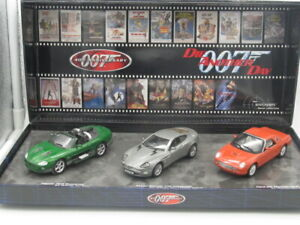 JAMES BOND 007 3 pce MINT 40TH ANNIVERSARY DIE ANOTHER DAY COLLECTION #1562/5002