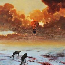 Beksinski Art Painting on canvas 23.6'' x 23.6'' LEGALfrom SANOK