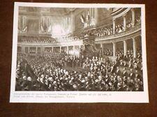 Torino Nuovo Parlamento Quadro di Tetar van Elven + Entrata di Napoleone a Nizza