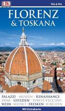 Vis-à-Vis Reiseführer Florenz & Toskana von Christopher Catling (2017, Taschenbuch)