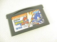Game Boy Advance SONIC BATTLE Cartridge Only Nintendo Japan Game gbac
