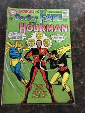 Showcase #56 ! DC COMICS DOCTOR FATE AND HOURMAN (LOOK)