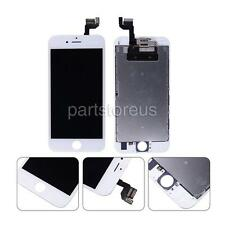 White LCD Screen Touch Digitizer + Frame Front Camera For Apple iPhone 6S 4.7''