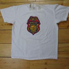 Minnesota Police and Peace Officer Association Men's 2XL Union T-Shirt