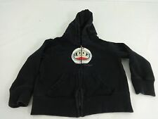 PAUL FRANK JACKET OUTWEAR HOODIE BOYS MONKEY BIG FACE SIZE 3T