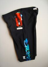 Tyr Azul/Verde Northern Lights Empalme Jammer Nailon/Lycra Bañador