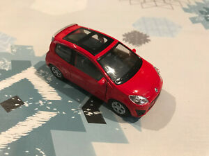 Voiture Miniature Renault Twingo GT Welly 1/32 1/34
