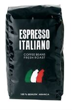 Espresso Italiano Italian Fresh Roast Coffee Beans Qualita Arabica 1kg 2.2lbs