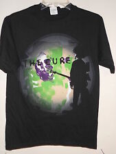 NEW - THE CURE ROBERT SMITH BOYS DON'T CRY BAND / CONCERT / MUSIC T-SHIRT  SMALL