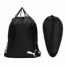 Puma Pro Training II Gym Sack Unisex Black Bag 074899 01