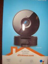D-Link HD WiFi Security Camera – Indoor – Night Vision-Remote Access- NIB!