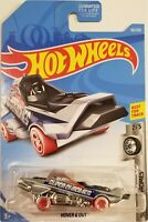 Hot Wheels - 2019 Super Chromes 2/5 Hover & Out 50/250 (BBFYD52)
