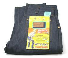 Men's Wrangler Rodeo VW Cowboy Western Cut Jeans 29 x 32 Deadstock Vintage Blue