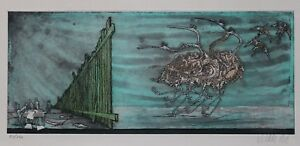 LARS BO COLOR ETCHING