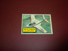 PLANES trading card #15 TOPPS 1957 Army Navy Air Force AIRPLANES OF THE WORLD