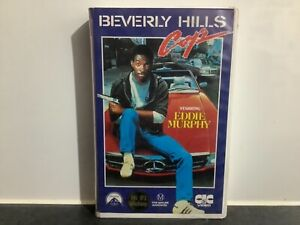BEVERLY HILLS COP.. 1984 BETA NOT VHS. EDDIE MURPHY. RARE AUSTRALIAN ISSUE