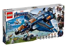 LEGO MARVEL QUINJET DEFINITIVO DE LOS VENGADORES 8+ AÑOS 78126