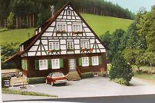 27464 AK 7297 Ehlenbogen Post Alpiersbach Schwarzwald Pension Untere Mühle 1968