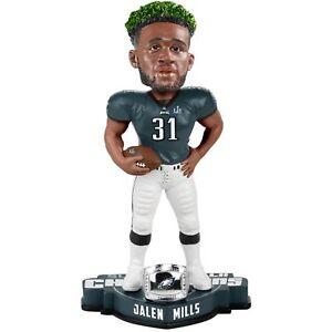 Jalen Mills Philadelphia Eagles Super Bowl LII Champion Bobblehead NFL