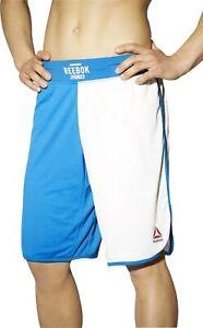Reebok Train Like A Fighter Boxing Shorts - Blue