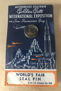 Rare Booklet of Ride and Event Tickets Vintage 1939 Golden Gate International Exposition Ticket Book /& 1940 Ticket Stubs