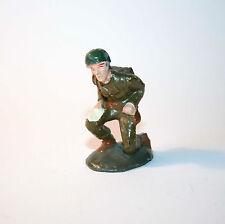 Leyla soldato americano (= operatore radio), adatto a Arnold JEEP n. 2500