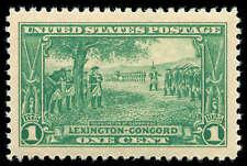 momen: US Stamps #617 Mint OG NH SUPERB JUMBO