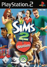 Die Sims 2: Haustiere. Offizielles Spiel für die Playstation 2