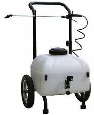 Pulverizador con ruedas