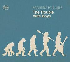 Scouting For Girls - The Trouble With Boys [CD]