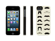 Griffin Mustachio Hard Shell Mustache Case for iPhone 5 5S 5SE  Brand New