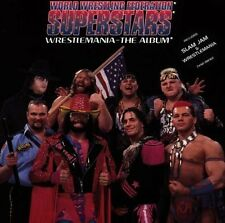 WWF Superstars WrestleMania-The album (1992/93)