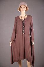 55 qualité supérieure robe femmes Maxi lagenlook Ballon en ligne a TUNIQUE 50 52