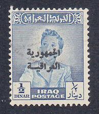 Iraq - 1958 - SC 193 - Used