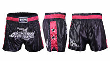 BOOM Prime Ladies Muay Thai MMA Fight Shorts Kick Boxing Grappling Martial Arts