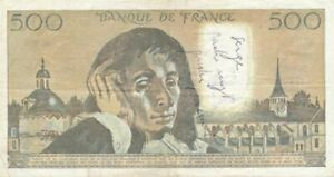 Serge Gainsbourg- Signed 500 Euros from France (Most Important Pop Influencer)
