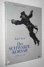 Sergio Sollima DER SCHWARZE KORSAR IL CORSARO NERO 1976 import 2 dvd - SIGILLATO