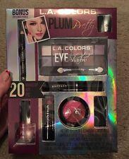 L.A. Colors Plum Pretty 20 Piece Make-up Kit Gift Set