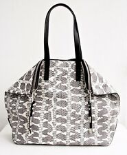 Michael Kors Collection Tasche/Bag Harlow LG Shopper PYTHON NEU!359€ statt 1699€