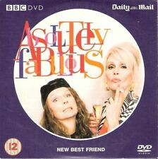 ABSOLUTELY FABULOUS - NEW BEST FRIEND - MAIL PROMO DVD