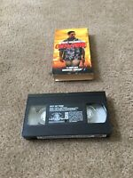 Denzel Washington Out Of Time VHS Tape BlockBuster Movie