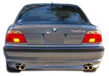 95-01 BMW 7 Series E38 Duraflex AC-S Rear Lip Air Dam 1pc Body Kit 106100