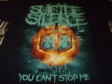Suicide Silence Shirt ( Used Size L ) Good Condition!
