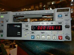 Sony DSR-25 DVCAM Digital Videocassette Recorder - AS IS