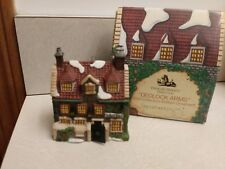 """Dept 56 Charles Dickens Heritage """"Dedlock Arms"""" Ornament NEW"""