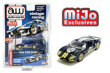 Auto World 1:64 Mijo Exclusive Ford GT 1965 #72